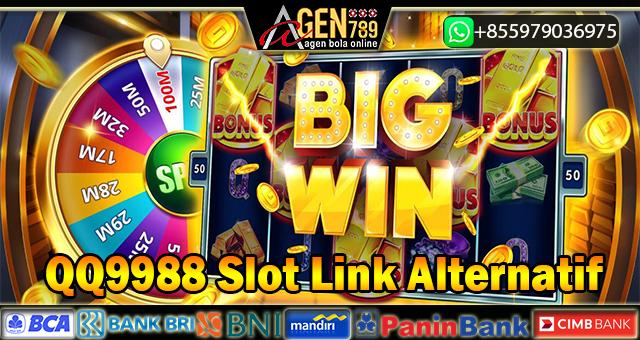 QQ9988 Slot Link Alternatif