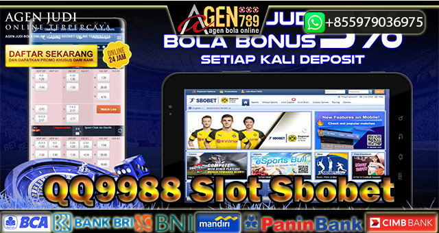QQ9988 Slot Sbobet